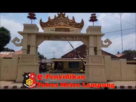 e-Penyidikan Polres Metro Lampung Mp3