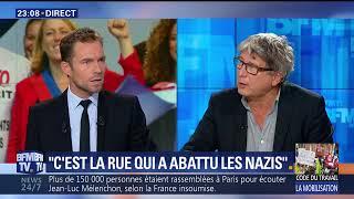 Débat Houleux entre Sacha Houillé (LREM) et Eric Coquerel (FI)