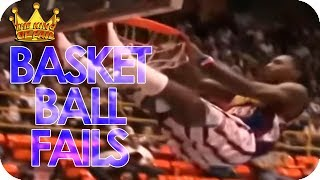 Funniest Basketball Fails Compilation (June 2017) BEST SCORE! | The King of Fail