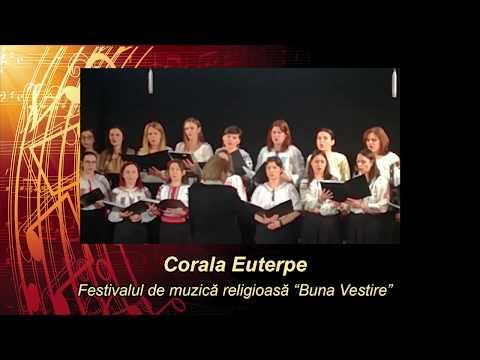 Corala Euterpe, Festivalul de muzica religioasa Buna Vestire, 2018
