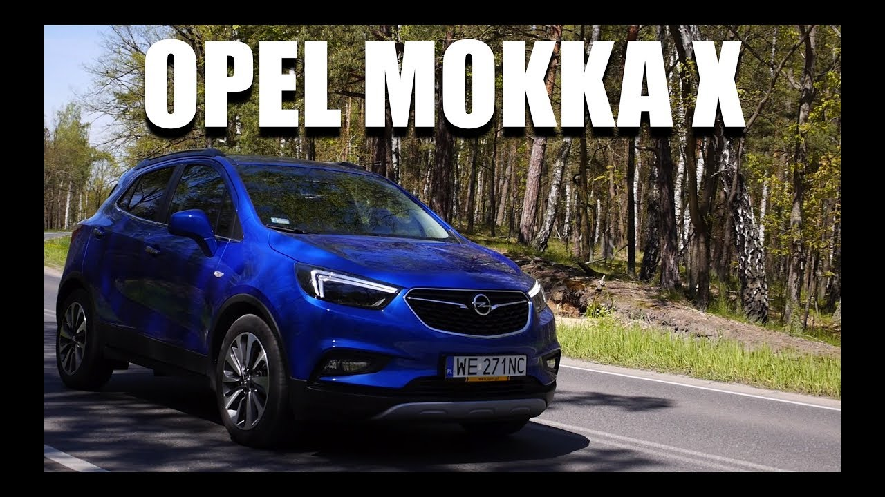 Opel Mokka X (ENG) – Test Drive and Review