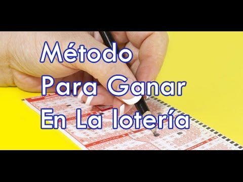 Método Efectivo Para Ganar En La Lotería