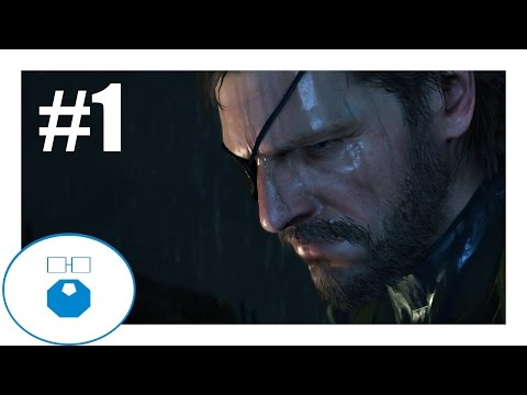 Let's Play Metal Gear Solid V: Ground Zeroes [Part 1] - Kept you waiting huh?  