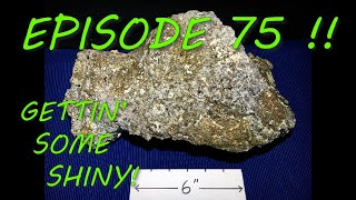 The Most Fools Gold I've Ever Found, The Admiral Aaron Ward Mine