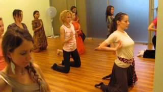 Урок по славянскому танцу СИЛА БЕРЕГИНИ