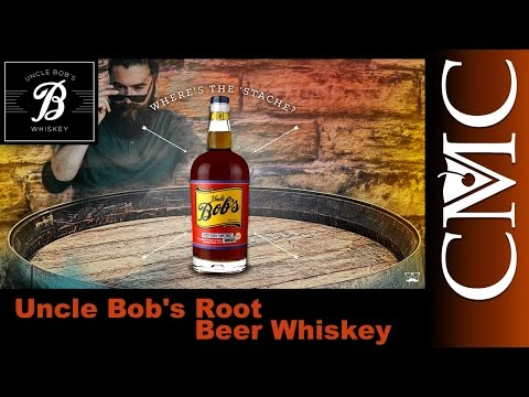 Uncle Bob's Root Beer Whiskey Review