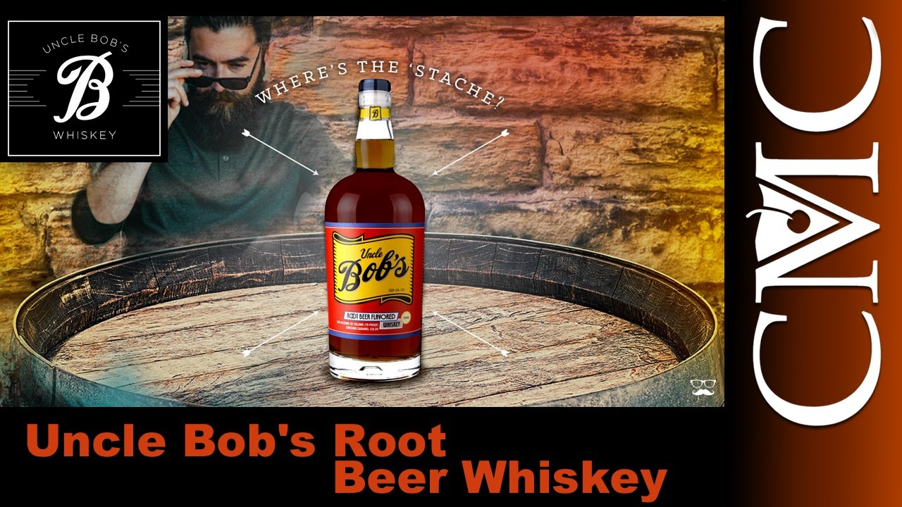 Uncle Bob 39 S Root Beer Whiskey Review Youtube