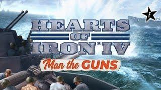 Hearts Of Iron IV Man The Guns новый патч новое DLC