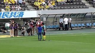 ジェフ千葉 vs 横浜FC戦 19時試合開始 フクダ電子アリーナ 7月31日にフ...