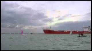 Collision in the solent.mp4