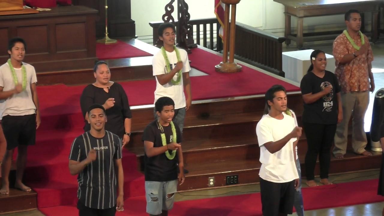 Kawaiahao Church 2019 - Vacation Bible School  Hoike 2019