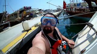 Tekneyi ilk aldığımda başıma neler geldi ?