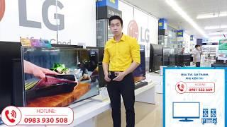 Giới thiệu Tivi Sony 4K KD-55X8000G chạy hệ điều hành Android