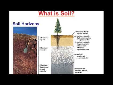 Soil resources i youtube for Meaning of soil resources