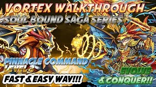 Milko Gaming : Pinnacle Command lvl 3 OTK, Easy way to Farm for your Zedus' evo mats