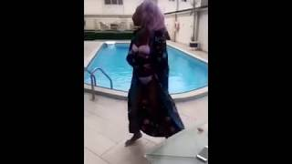 Watch As Actress Beverly Osu Do The Shaku Shaku Dance