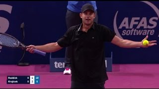 Game of aces: Andy Roddick | AFAS Tennis Classics 2014