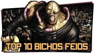 Top 18 Criaturas Mais Feias dos Vídeo Games - Game Over