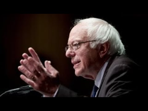 Sen. Bernie Sanders wants to guarantee a job for all Americans