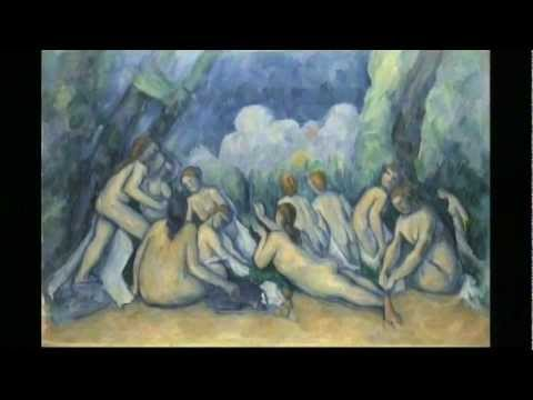 Paul Cézanne: 'Bathers' | Paintings | The National Gallery, London