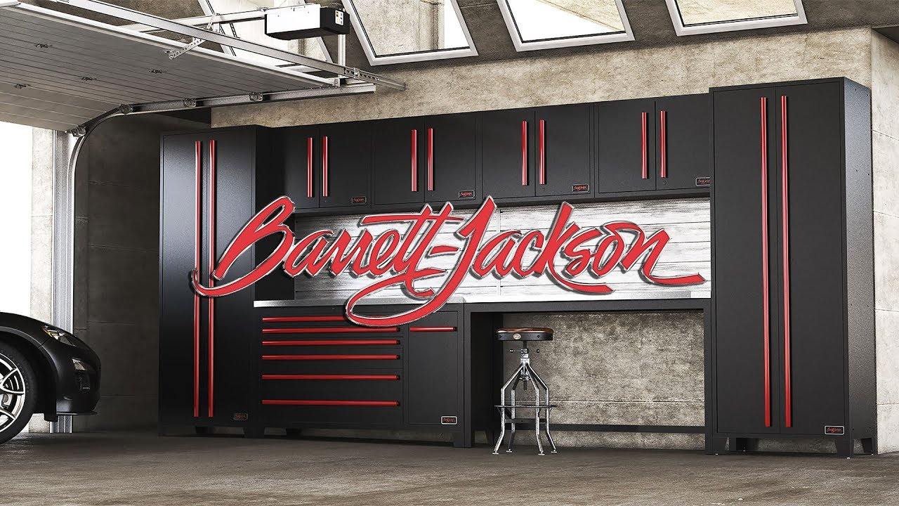 Garage Cabinets By George Barrett Jackson Edition Cabinets By Proslat