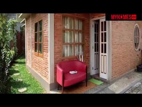 Rumah Bata Ala Country Modern Youtube