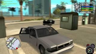 GTA San Andreas: Multi Theft Auto #14 (German) (HD) - Frisch vom Gefängnis entlassen