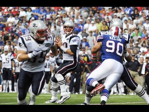 Patriots vs Bills 2011 Week 3 Highlights