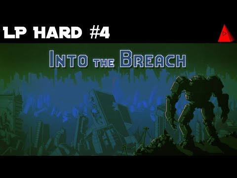 Fifteen Percent (The Last Stand) - Let's Play Into the Breach Hard Difficulty #4 - Frozen Titans
