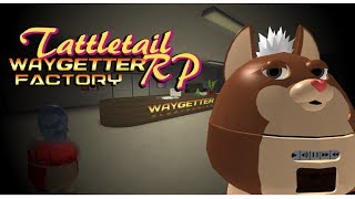 The Waygetter factory!!! -ROBLOX Tattletail [Special of 203 subscribers!!!:D]
