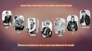 [Han/Rom/Romanian Subs] BTS (방탄소년단) - Come Back Home