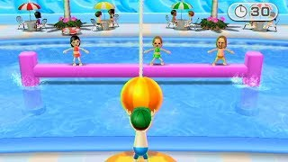 Wii Party - All 1 vs. 3 Minigames
