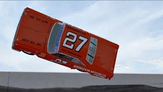 Nascar Racing 2003 Reenactment Compilation 4