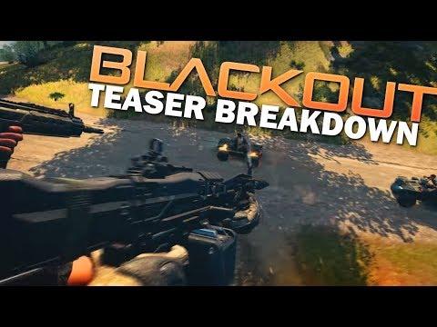 CoD Blackout Teaser Trailer Breakdown (Black Ops 4)