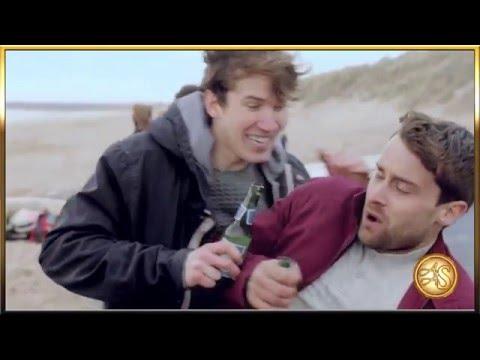 Christian and Chris Gay Kiss 1080p HD