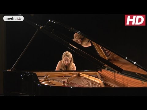Lise de la Salle - Variations and Fugue on a Theme by G. F. Handel - Brahms: Verbier Festival 2016