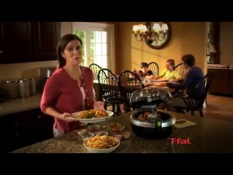 Frying Without Oil - T-Fal Actifry Reviews