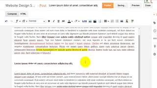 48 On Page Optimization - Content Modification in Blogger || SEO Bangla Video Tutorial