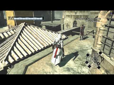 AssassinsCreed Alle aussichtspunkte Bürgerviertel Jerusalem