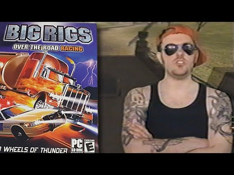 Big Rigs: Over the Road Racing - Angry Video Game Nerd - Episode 118
