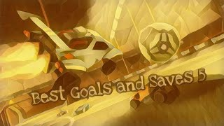 My best Goals and Saves 5