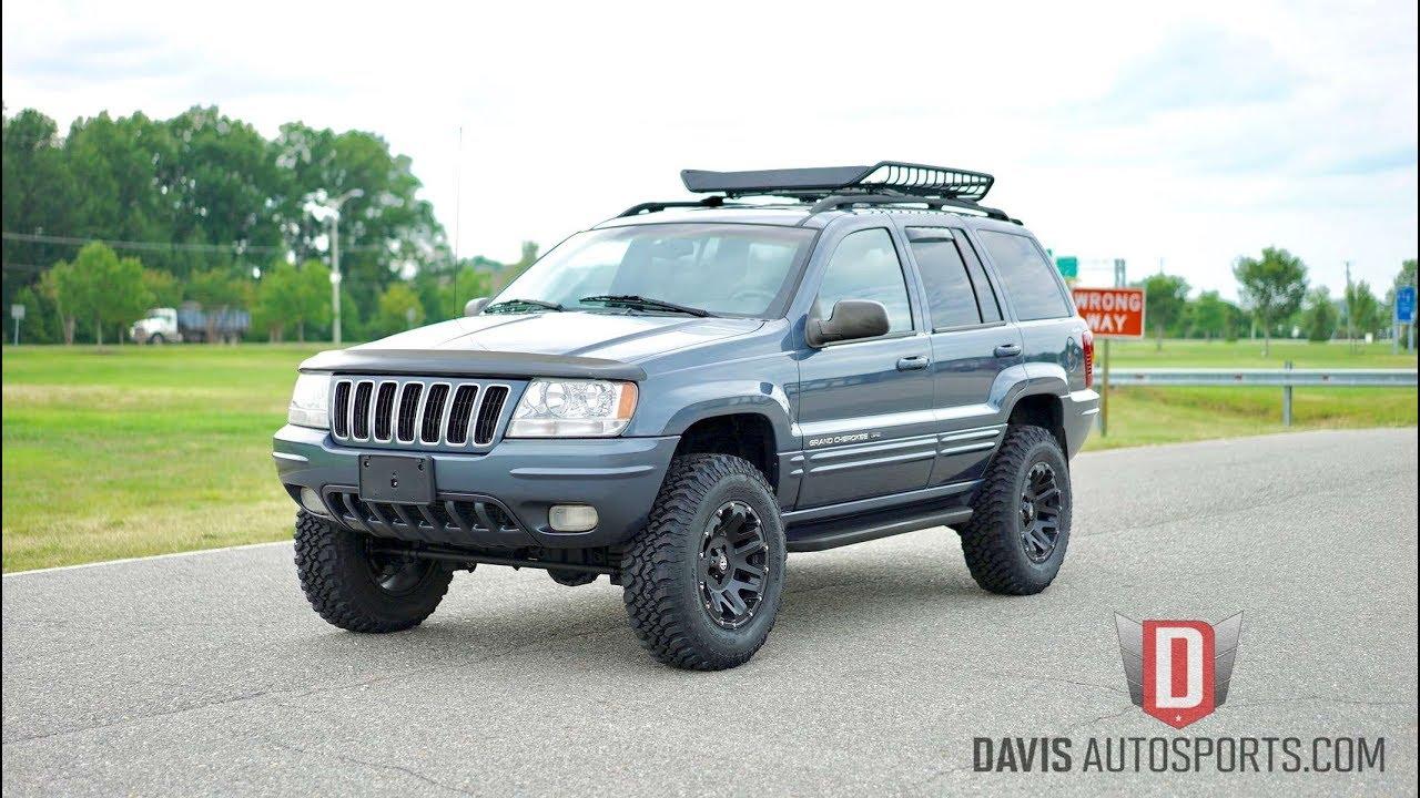 Wj Jeep Roof Rack. Custom Jeep WJ Roof Rack With Lights ...