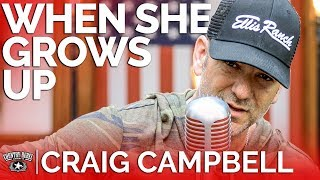 Craig Campbell - When She Grows Up (Acoustic) // Country Rebel HQ Session