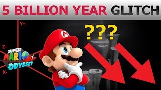 Falling for 5 BILLION YEARS in Mario Odyssey! What Happens?