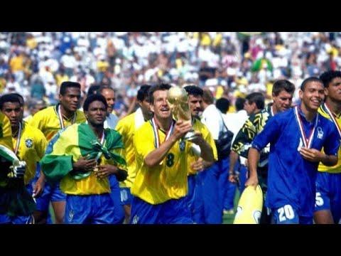 """Mundial de fútbol USA 1994 - Documental """"El mundial más grande de la historia del fútbol"""""""
