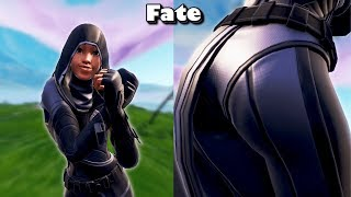 Evil THICC Fortnite Skin | Fate 🖤