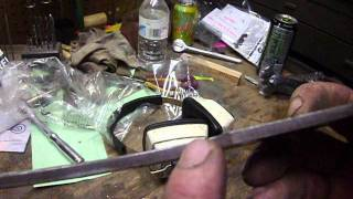 Knifemaking: Nessmuk Style 1