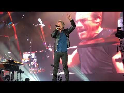 Born to be my baby - Bon Jovi - São Paulo Trip 23/09/17 - Brazil