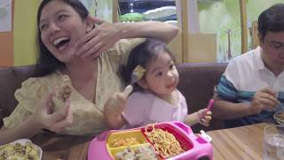 Mori Visits Happynest Play And Learn Cafe With Family | Pamilya Adventures