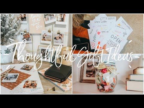 THOUGHTFUL GIFT IDEAS | KATE MURNANE ad